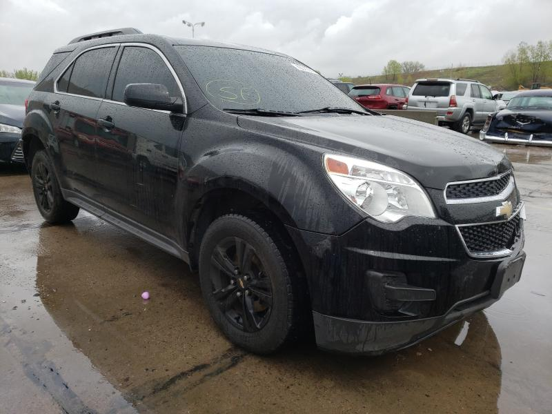 Salvage cars for sale from Copart Littleton, CO: 2014 Chevrolet Equinox LT
