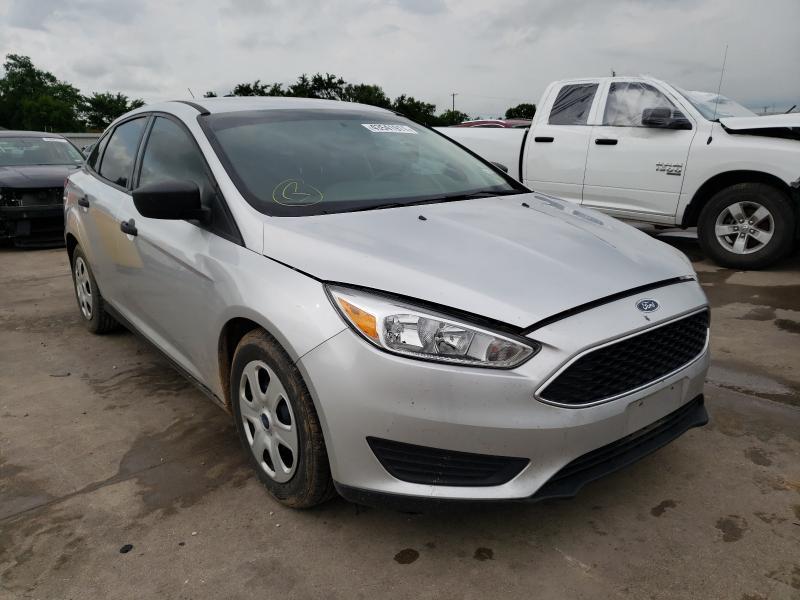 Vehiculos salvage en venta de Copart Wilmer, TX: 2017 Ford Focus S