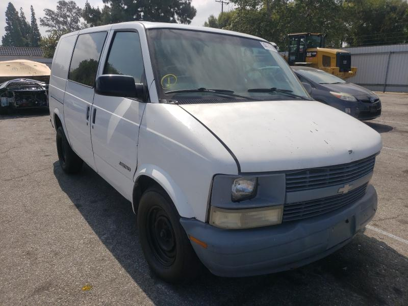 Salvage cars for sale from Copart Van Nuys, CA: 1998 Chevrolet Astro