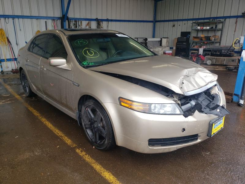 Acura TL salvage cars for sale: 2005 Acura TL