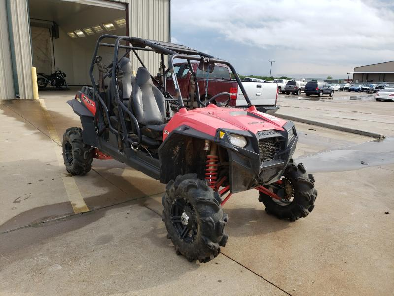 Salvage cars for sale from Copart Wilmer, TX: 2012 Polaris Ranger RZR