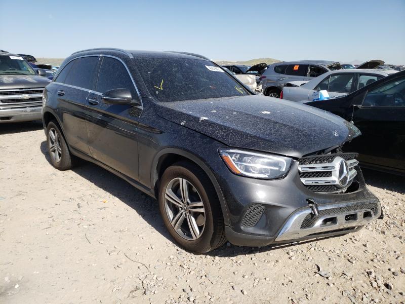 Mercedes-Benz Vehiculos salvage en venta: 2020 Mercedes-Benz GLC 300 4M