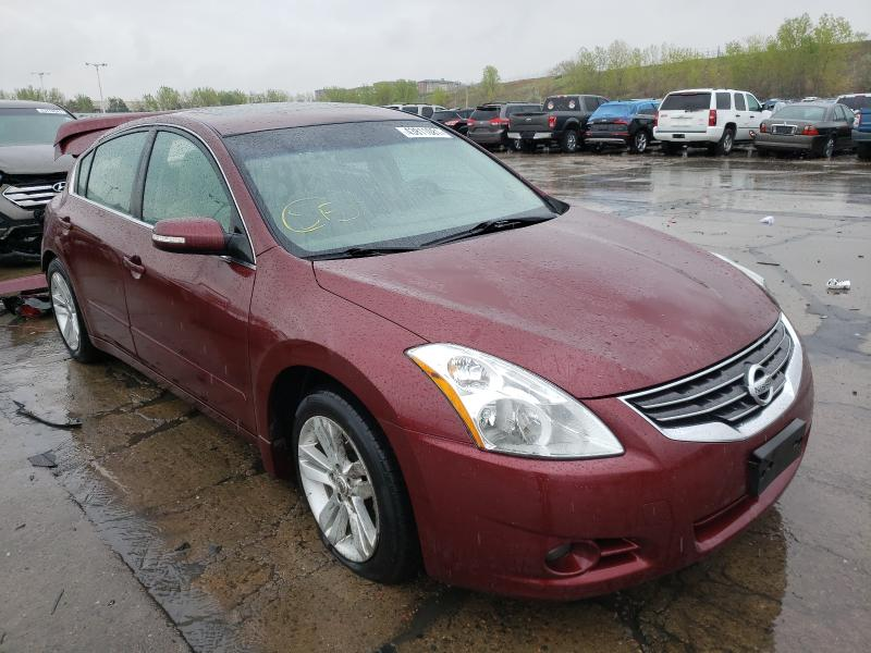 2012 Nissan Altima SR en venta en Littleton, CO