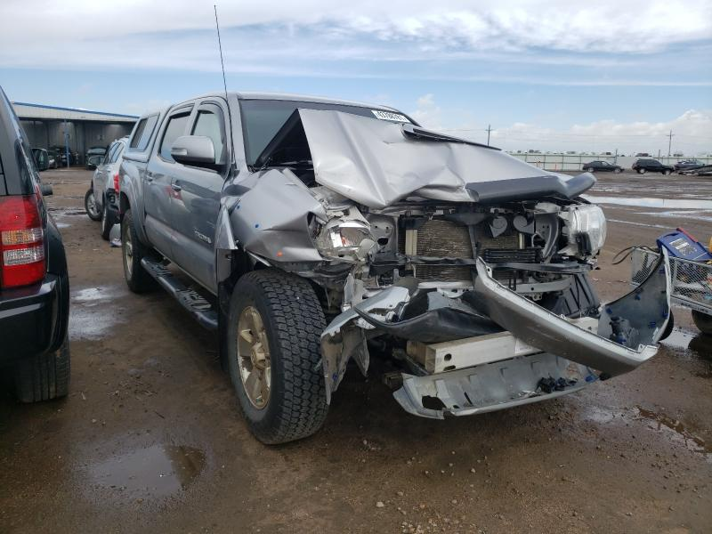 Vehiculos salvage en venta de Copart Brighton, CO: 2015 Toyota Tacoma DOU