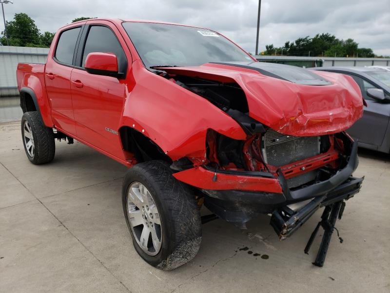 Vehiculos salvage en venta de Copart Wilmer, TX: 2020 Chevrolet Colorado Z