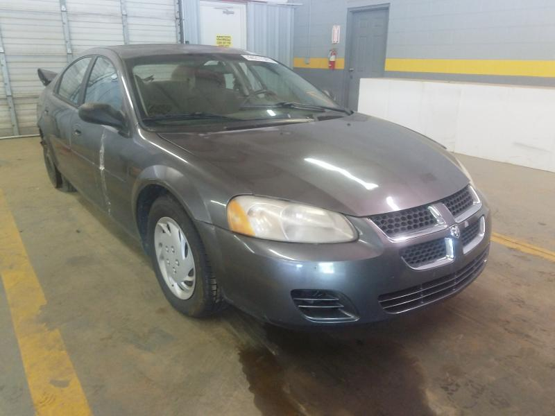 Salvage cars for sale from Copart Mocksville, NC: 2005 Dodge Stratus SX
