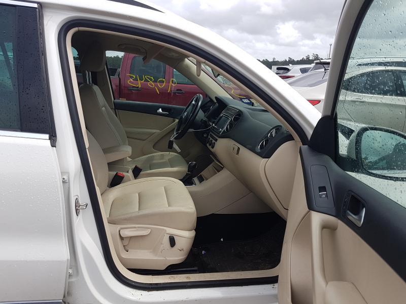 2013 VOLKSWAGEN TIGUAN S WVGAV3AX4DW594383