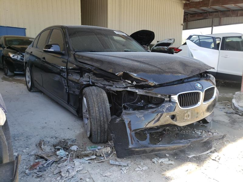 2013 BMW 320 I WBA3B1C50DK129416