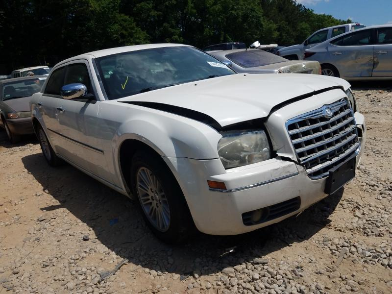 Salvage cars for sale from Copart Austell, GA: 2010 Chrysler 300 Touring