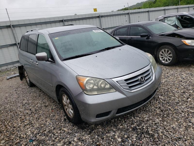 Salvage cars for sale from Copart Prairie Grove, AR: 2009 Honda Odyssey EX