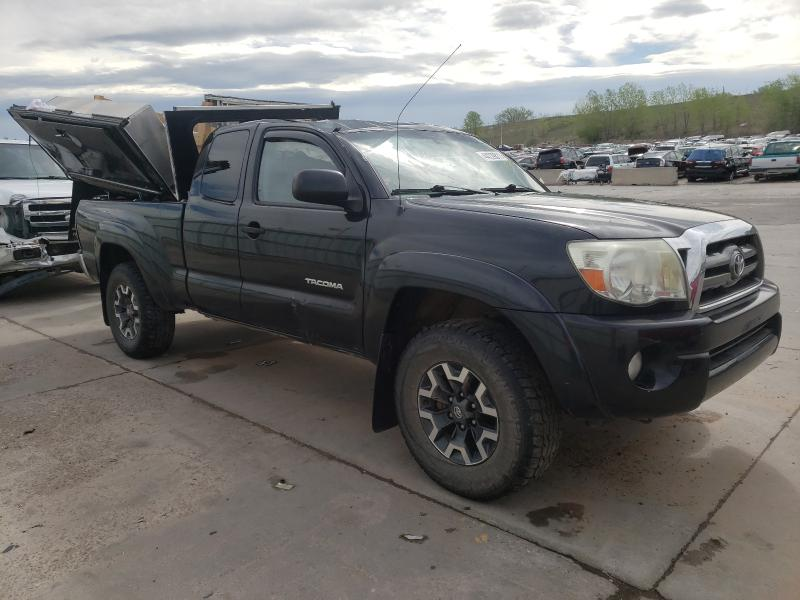 Salvage cars for sale from Copart Littleton, CO: 2010 Toyota Tacoma ACC