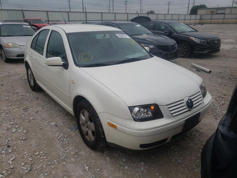 Salvage cars for sale from Copart Haslet, TX: 2003 Volkswagen Jetta GL T