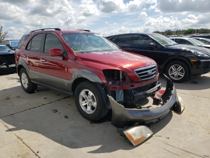 KIA Vehiculos salvage en venta: 2008 KIA Sorento EX