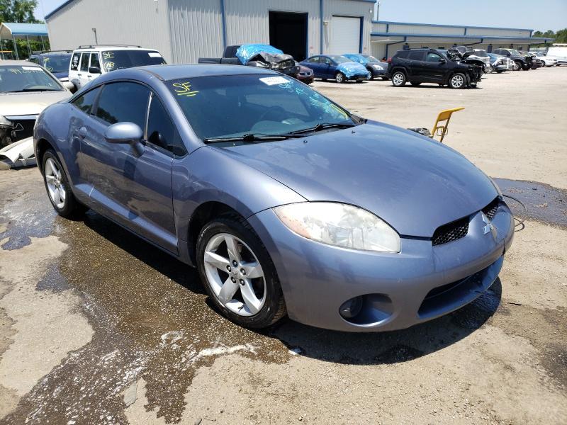 Mitsubishi salvage cars for sale: 2007 Mitsubishi Eclipse GS