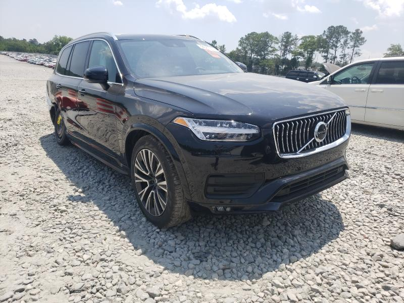Salvage cars for sale at Byron, GA auction: 2021 Volvo XC90 T5 MO