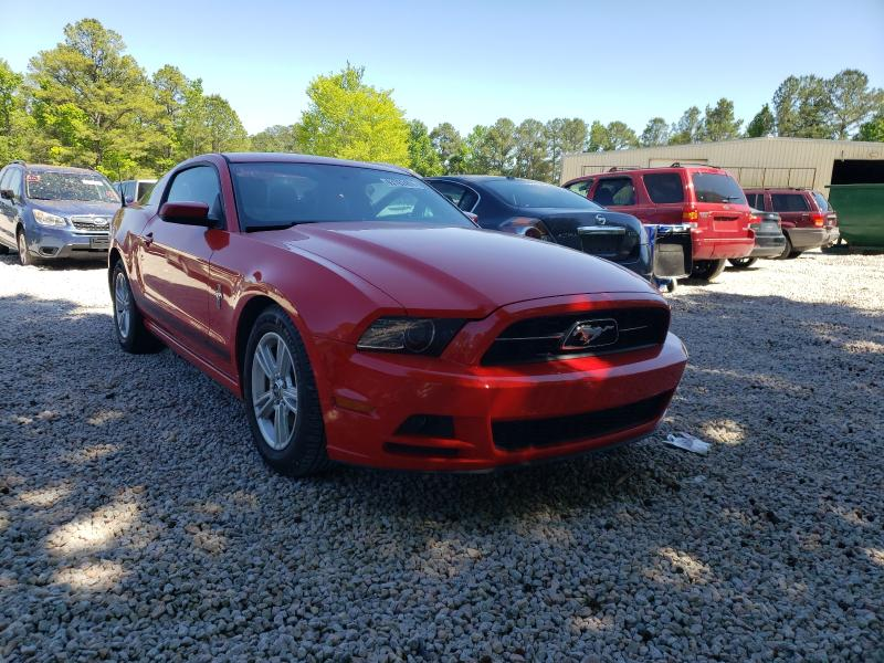 Salvage cars for sale from Copart Knightdale, NC: 2013 Ford Mustang