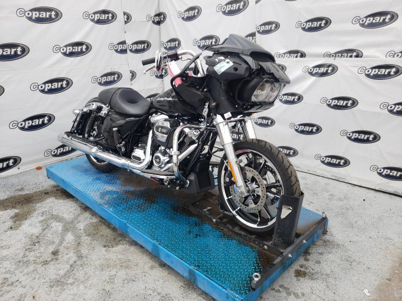 Salvage motorcycles for sale at Anthony, TX auction: 2020 Harley-Davidson Fltrx