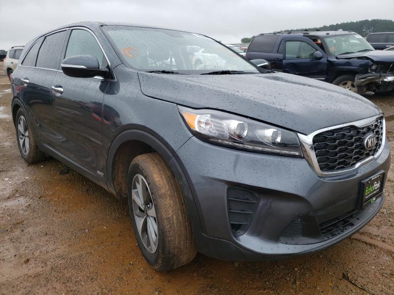Salvage cars for sale from Copart Longview, TX: 2020 KIA Sorento S