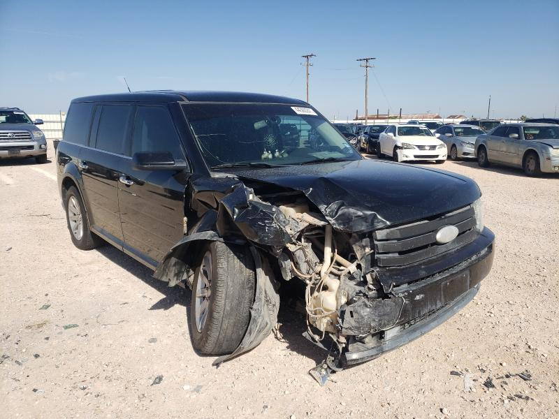 Ford Flex salvage cars for sale: 2012 Ford Flex