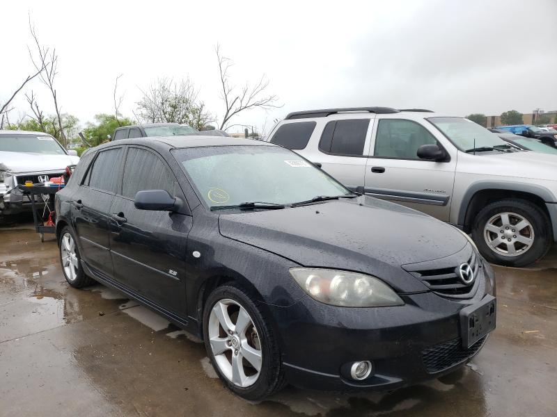 Mazda Vehiculos salvage en venta: 2006 Mazda 3 Hatchbac