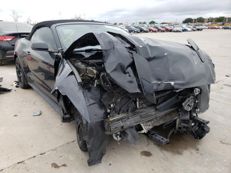 Vehiculos salvage en venta de Copart Grand Prairie, TX: 2017 Ford Mustang GT