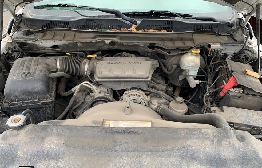 2011 DODGE RAM 1500 1D7RV1GP8BS513544