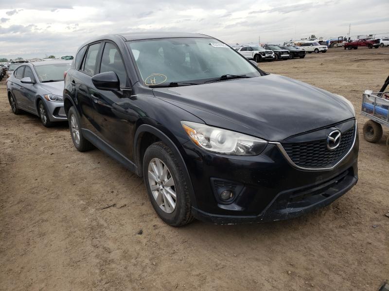 Mazda CX-5 salvage cars for sale: 2013 Mazda CX-5