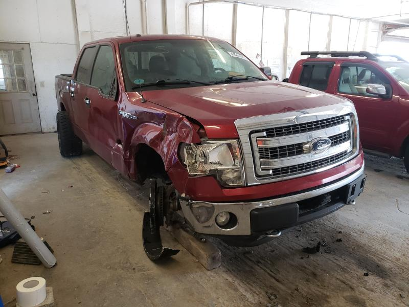 2013 FORD F150 SUPER 1FTFW1ETXDFC96441