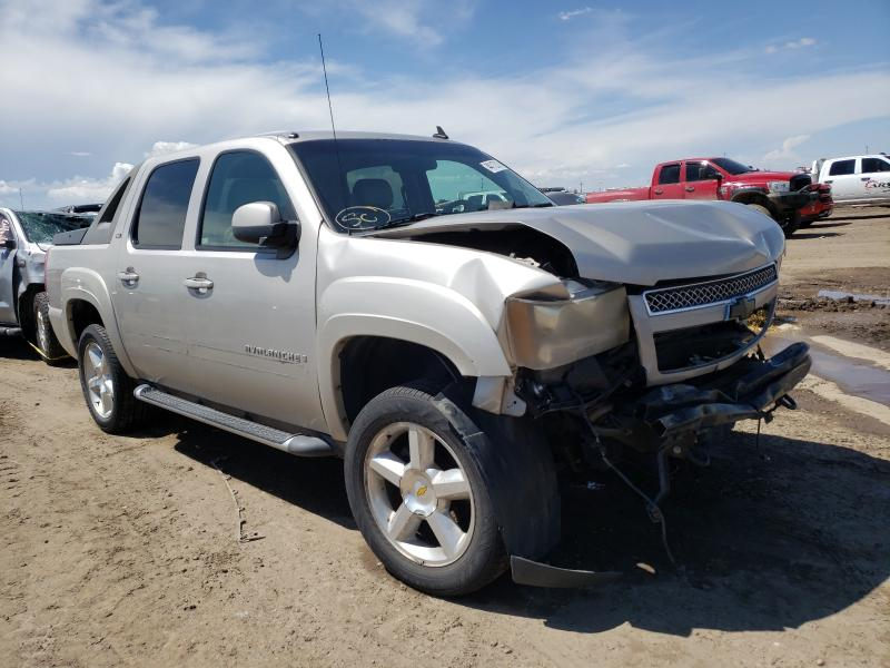 Salvage cars for sale from Copart Brighton, CO: 2009 Chevrolet Avalanche