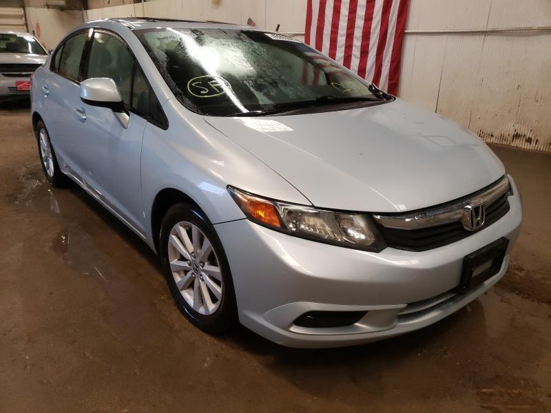 2012 Honda Civic EX en venta en Casper, WY