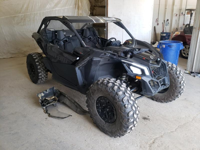Salvage cars for sale from Copart Madisonville, TN: 2017 Can-Am Maverick X