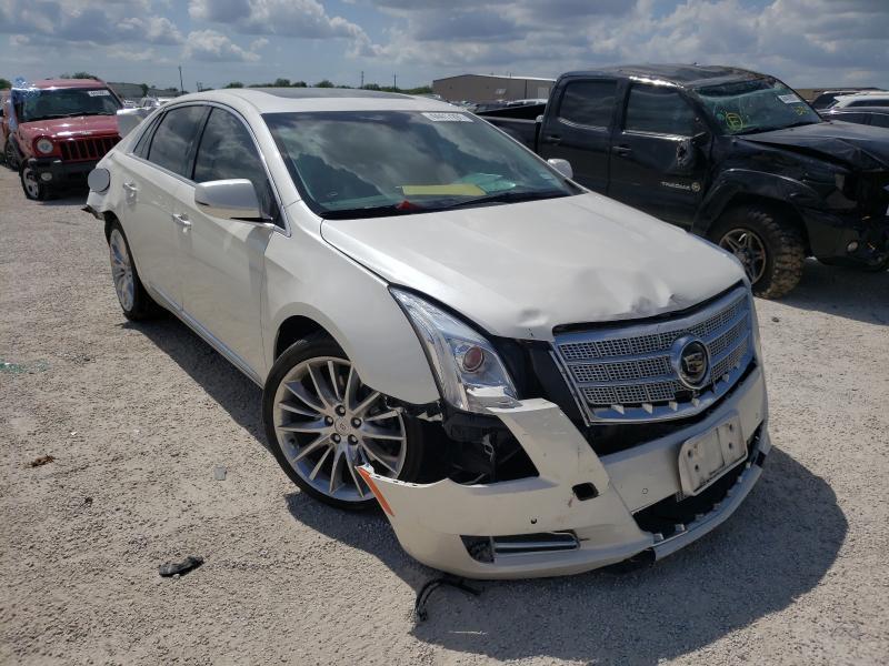 Cadillac salvage cars for sale: 2014 Cadillac XTS Platinum