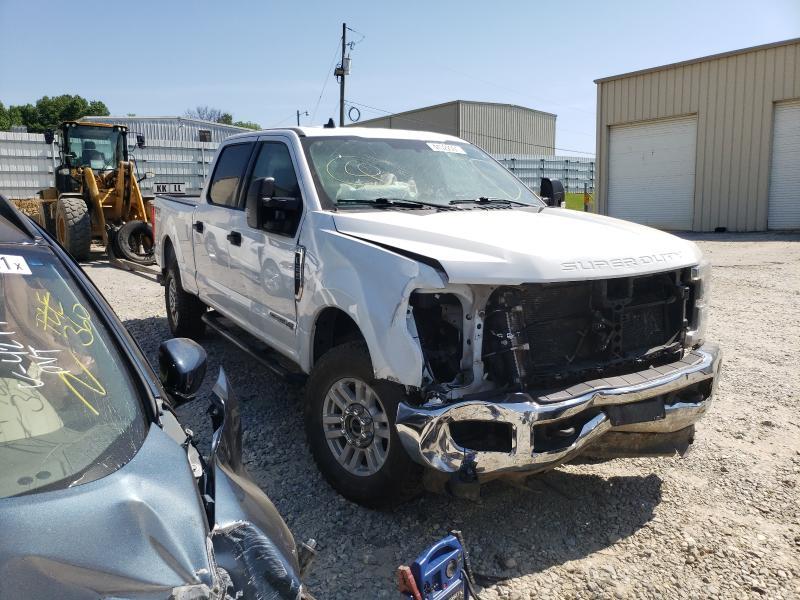 Carros salvage para piezas a la venta en subasta: 2019 Ford F250 Super