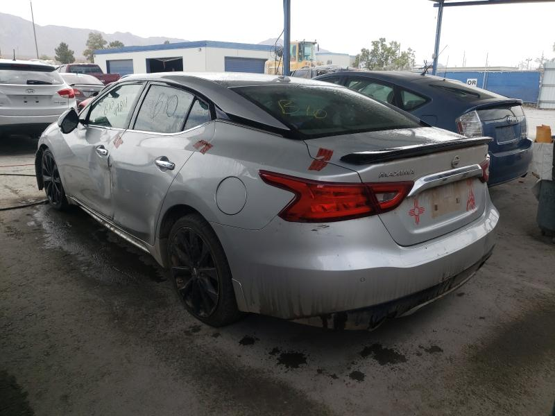 2016 NISSAN MAXIMA 3.5 - Right Front View
