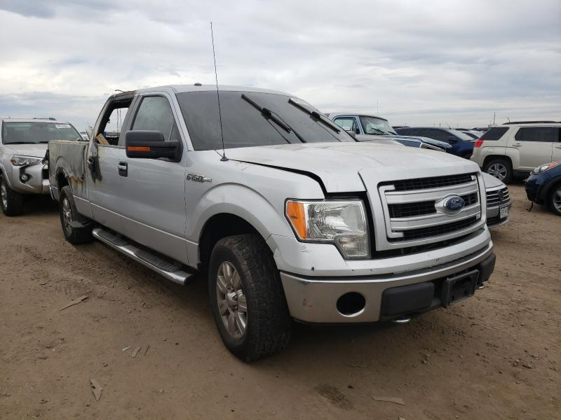 Salvage cars for sale from Copart Brighton, CO: 2012 Ford F150 Super