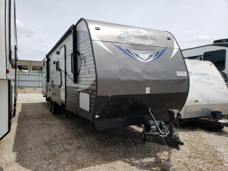 Vehiculos salvage en venta de Copart Wilmer, TX: 2017 Crossroads Zinger