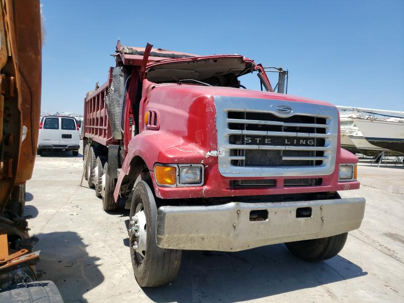 Sterling salvage cars for sale: 2007 Sterling LT 8500