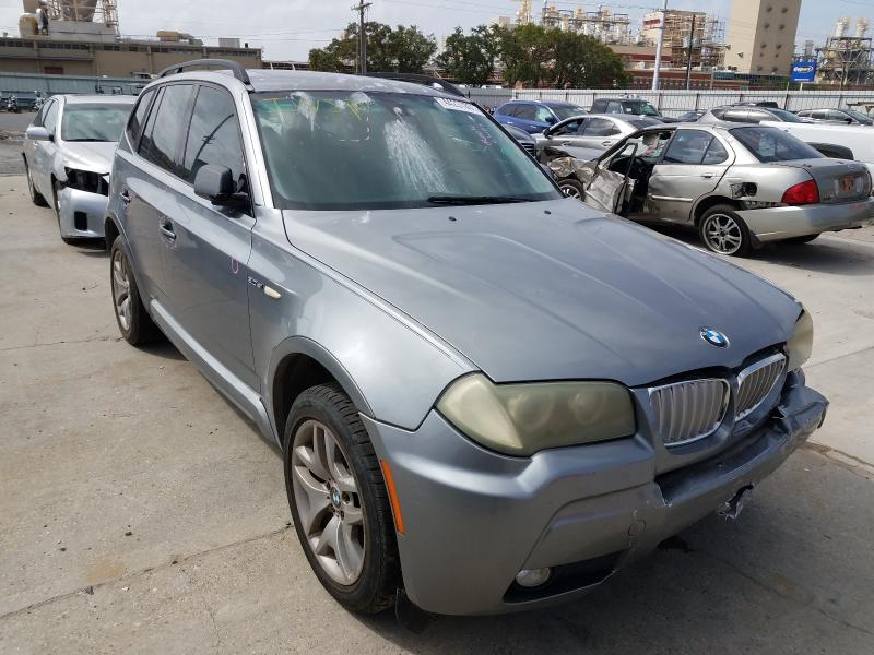 BMW Vehiculos salvage en venta: 2008 BMW X3 3.0SI