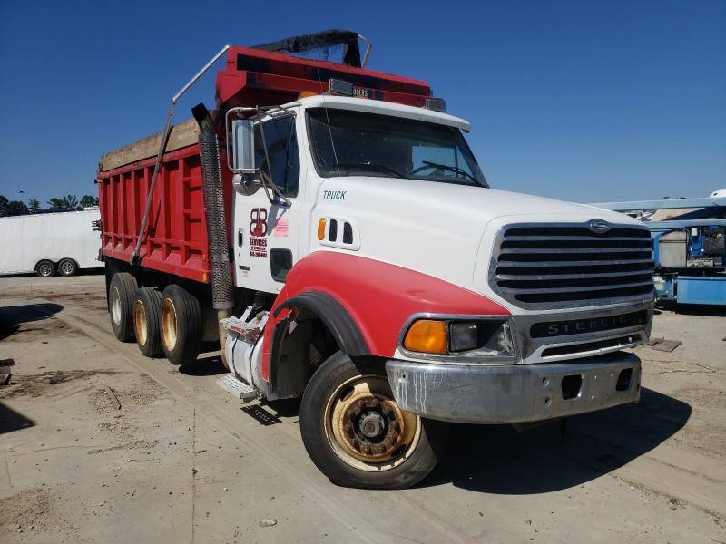 Sterling LT 9500 salvage cars for sale: 2001 Sterling LT 9500