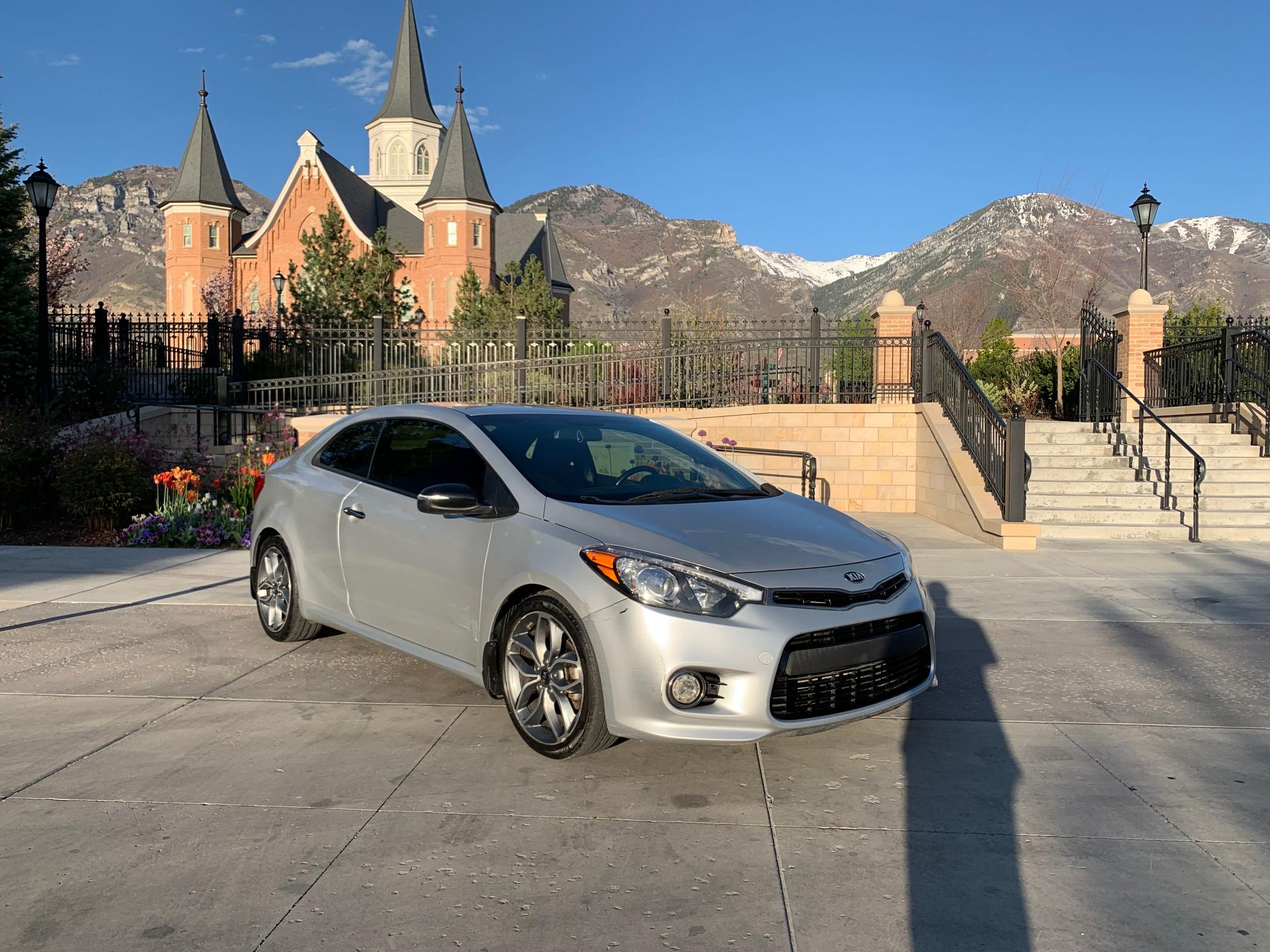 Salvage cars for sale from Copart Magna, UT: 2016 KIA Forte SX