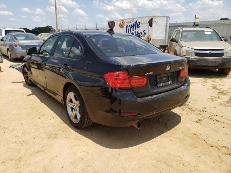 2013 BMW 320 I XDRI WBA3C3C57DF146537