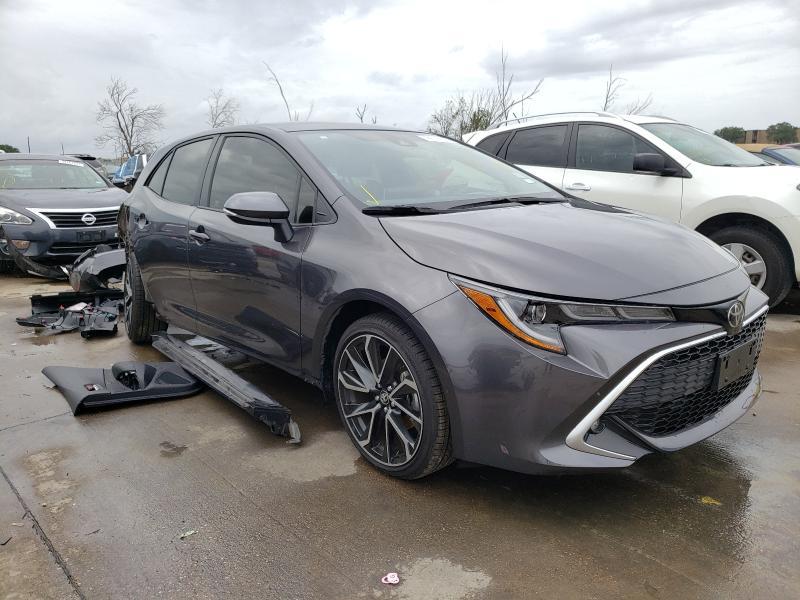 2021 Toyota Corolla XS en venta en Grand Prairie, TX