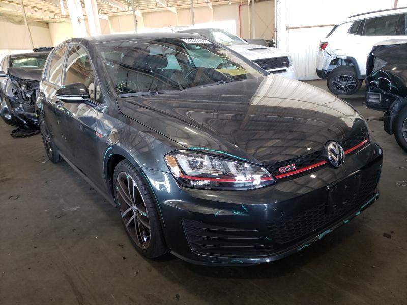2017 VOLKSWAGEN GTI SPORT 3VW547AU2HM003332