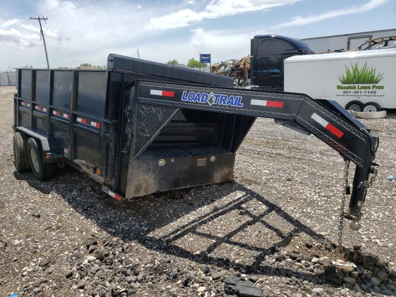 Load salvage cars for sale: 2019 Load Loadtraile