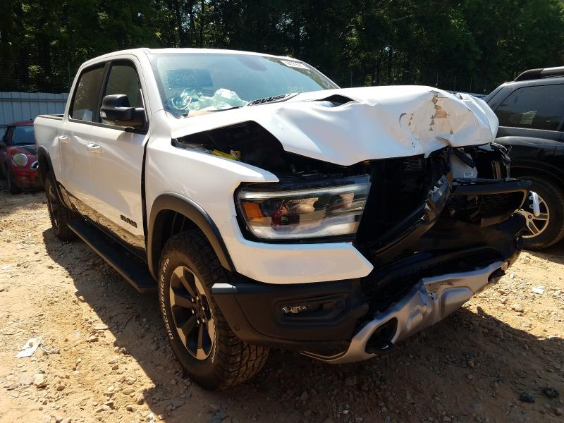 Salvage cars for sale from Copart Austell, GA: 2020 Dodge RAM 1500 Rebel