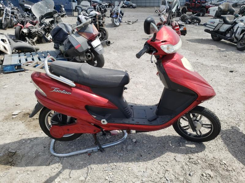 Salvage motorcycles for sale at Riverview, FL auction: 2017 Taotao Moped