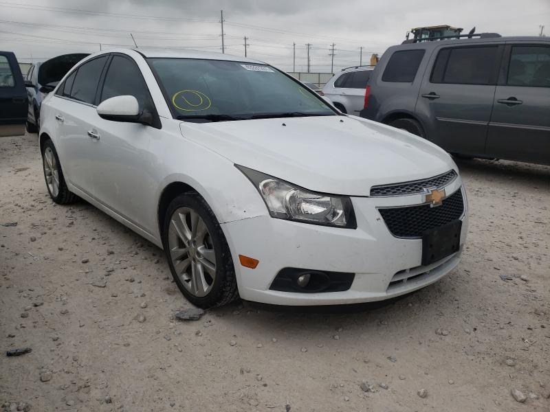 2014 Chevrolet Cruze LTZ en venta en Haslet, TX