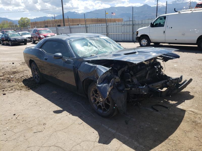 2018 Dodge Challenger en venta en Colorado Springs, CO