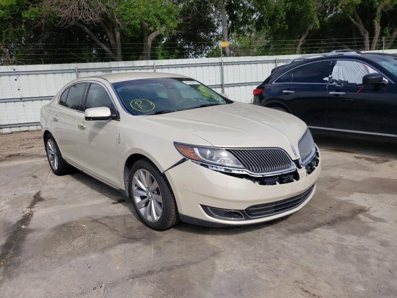 Salvage cars for sale from Copart Corpus Christi, TX: 2015 Lincoln MKS