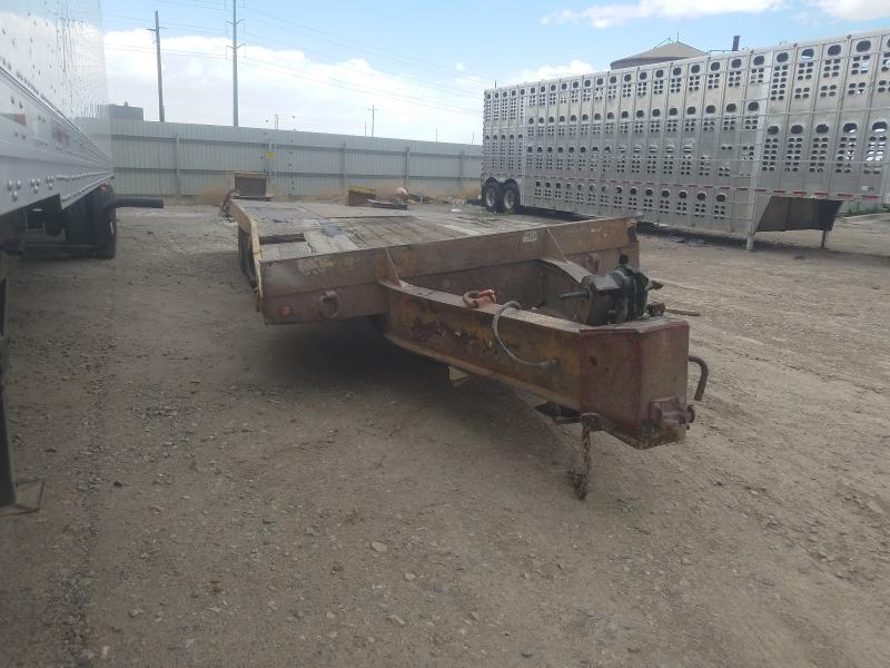 Utility salvage cars for sale: 1996 Utility Trailer